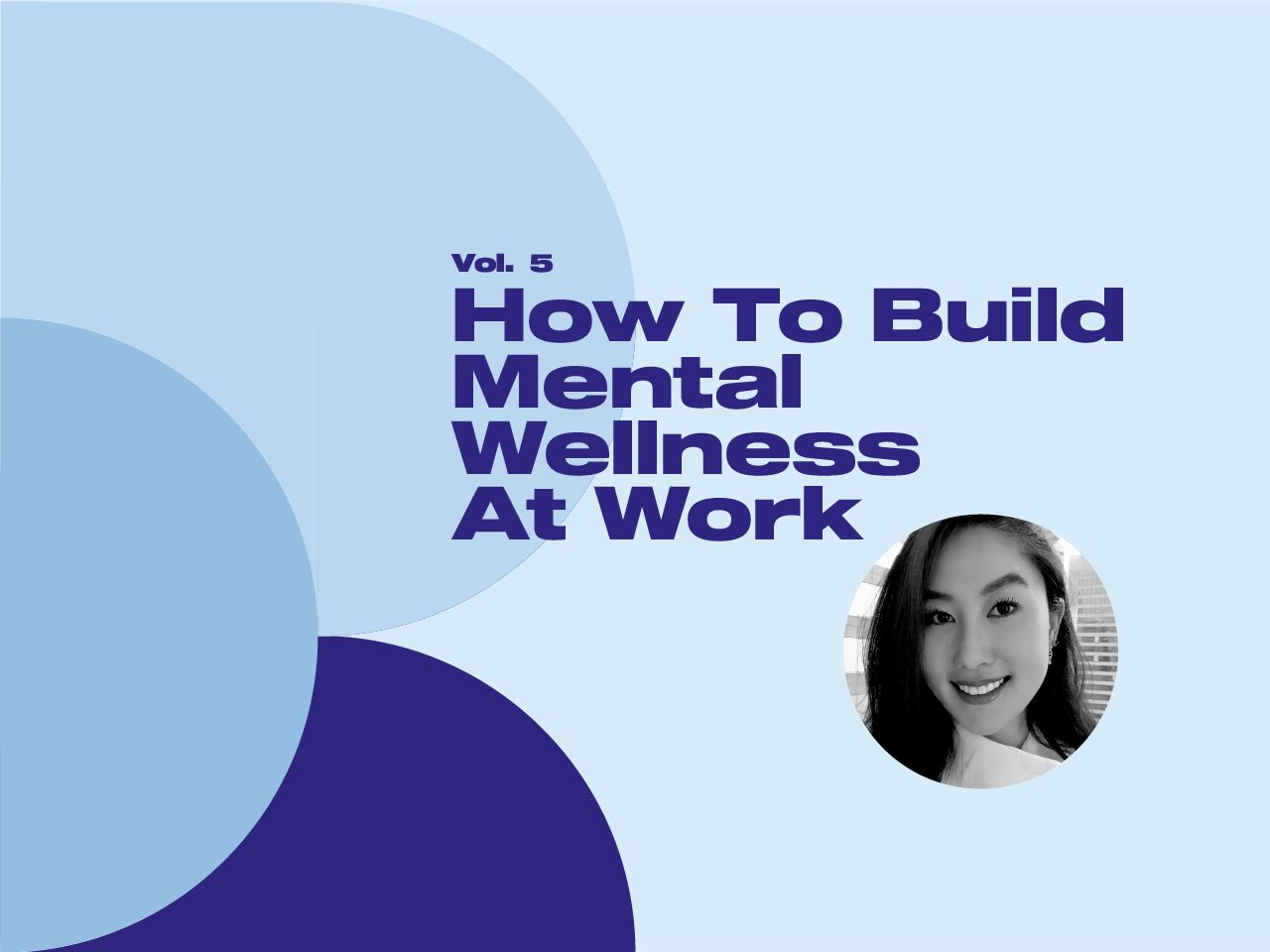 Cloud Talk: How To Build Mental Wellness At Work