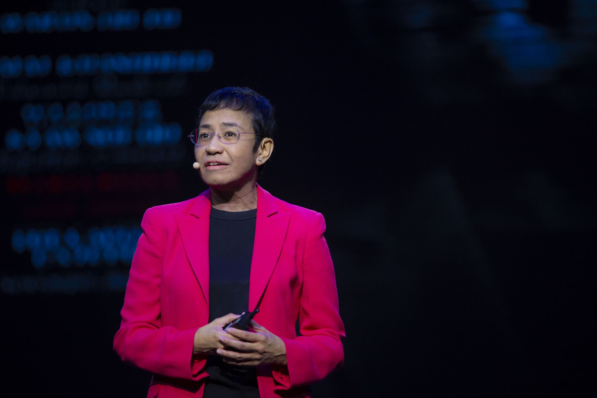 Award-Winning Journalist Maria Ressa Joins Gen.T Stream