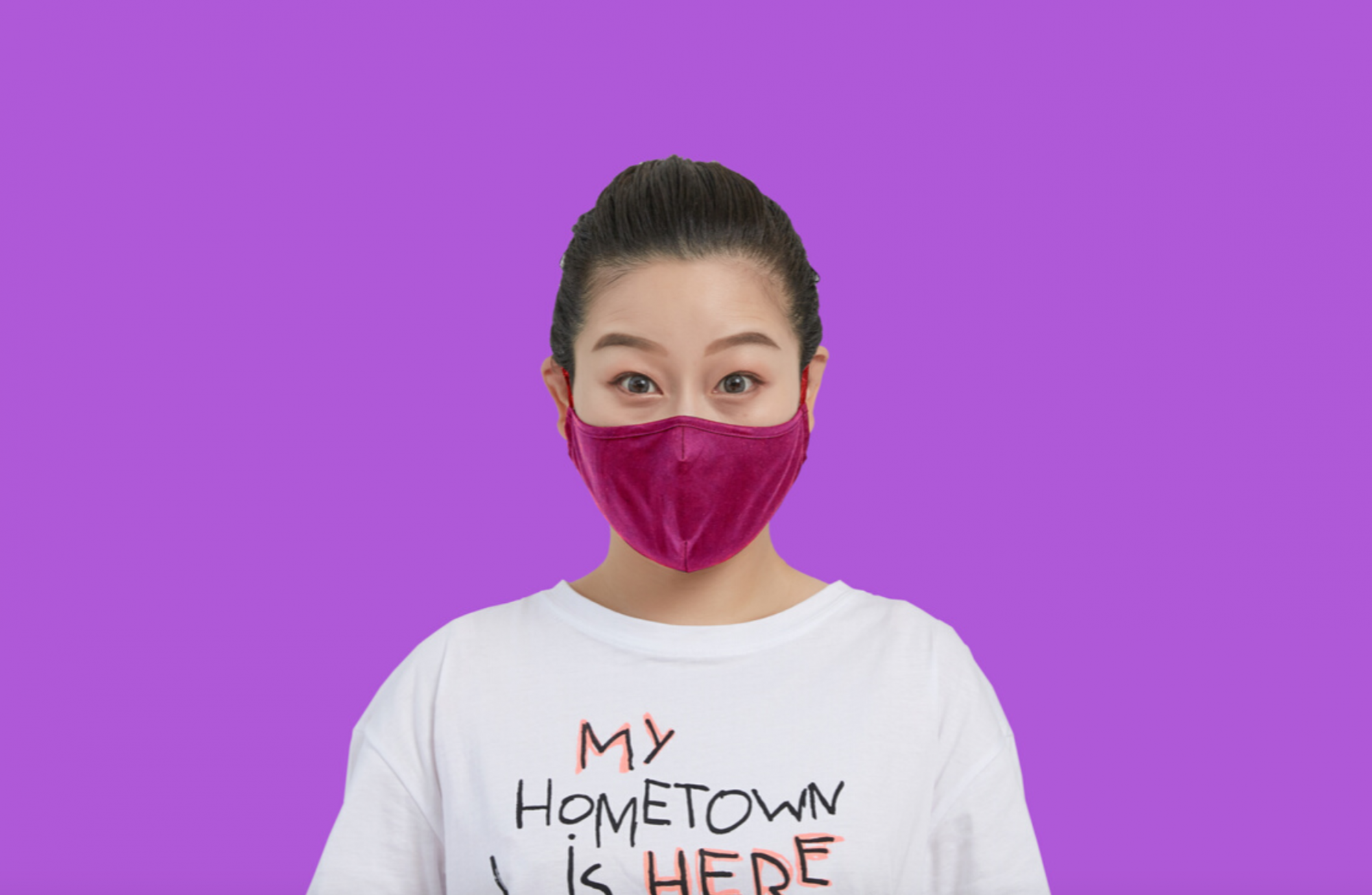 Ready For Launch: Entrepreneur Sissi Chao Unveils Reusable Mask Line With A Social Mission