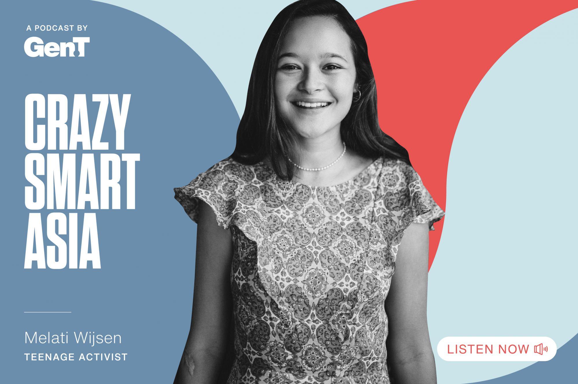 Crazy Smart Asia: Melati Wijsen—The Teenager Changing The World