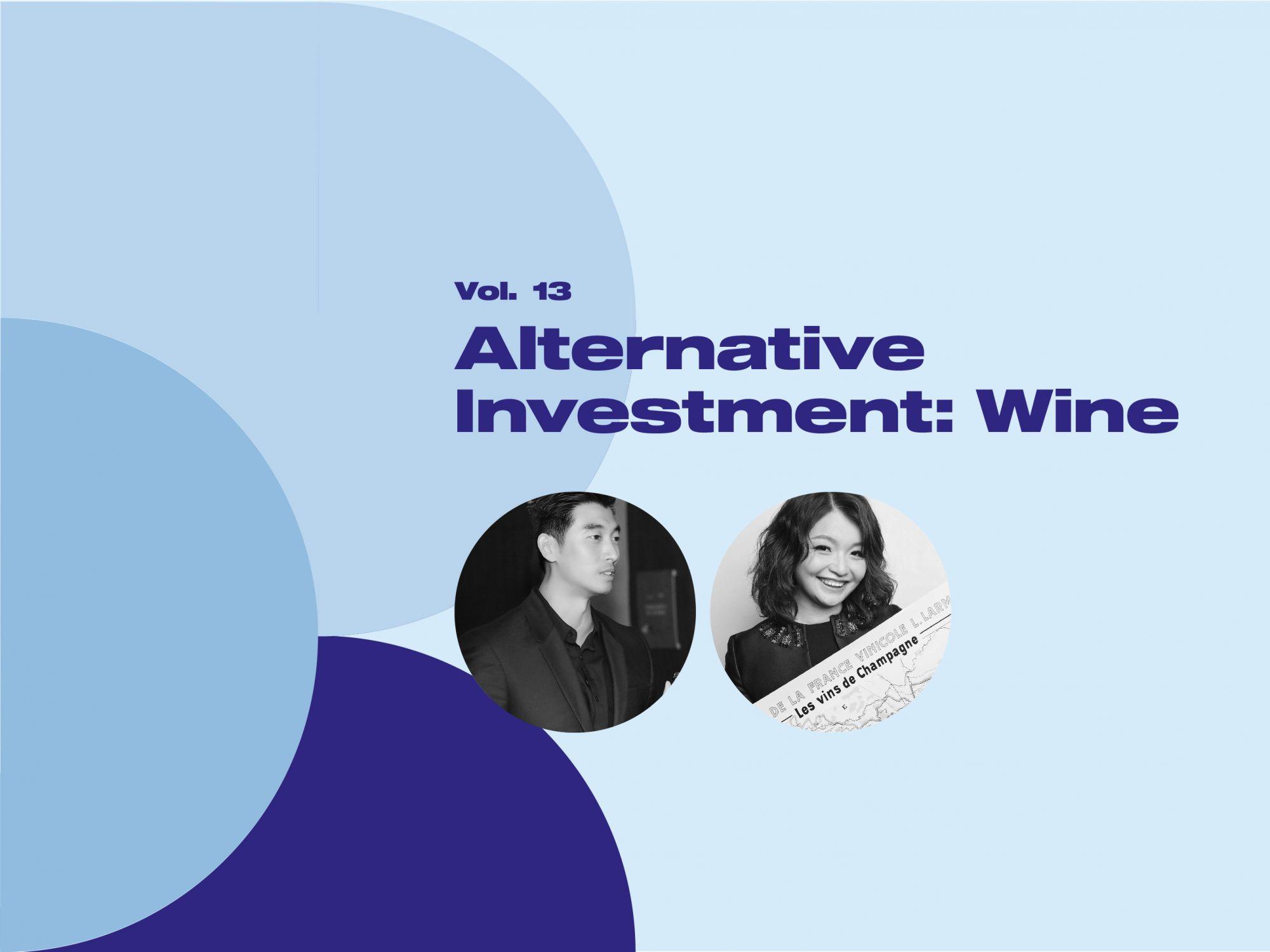 Cloud Talk: Investing In Wine