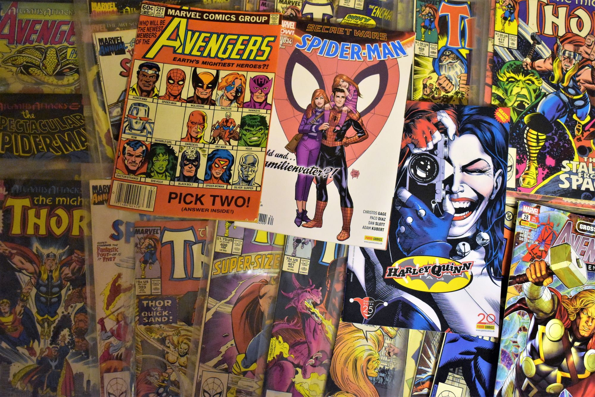 Are Comics The Art Form Of The People?
