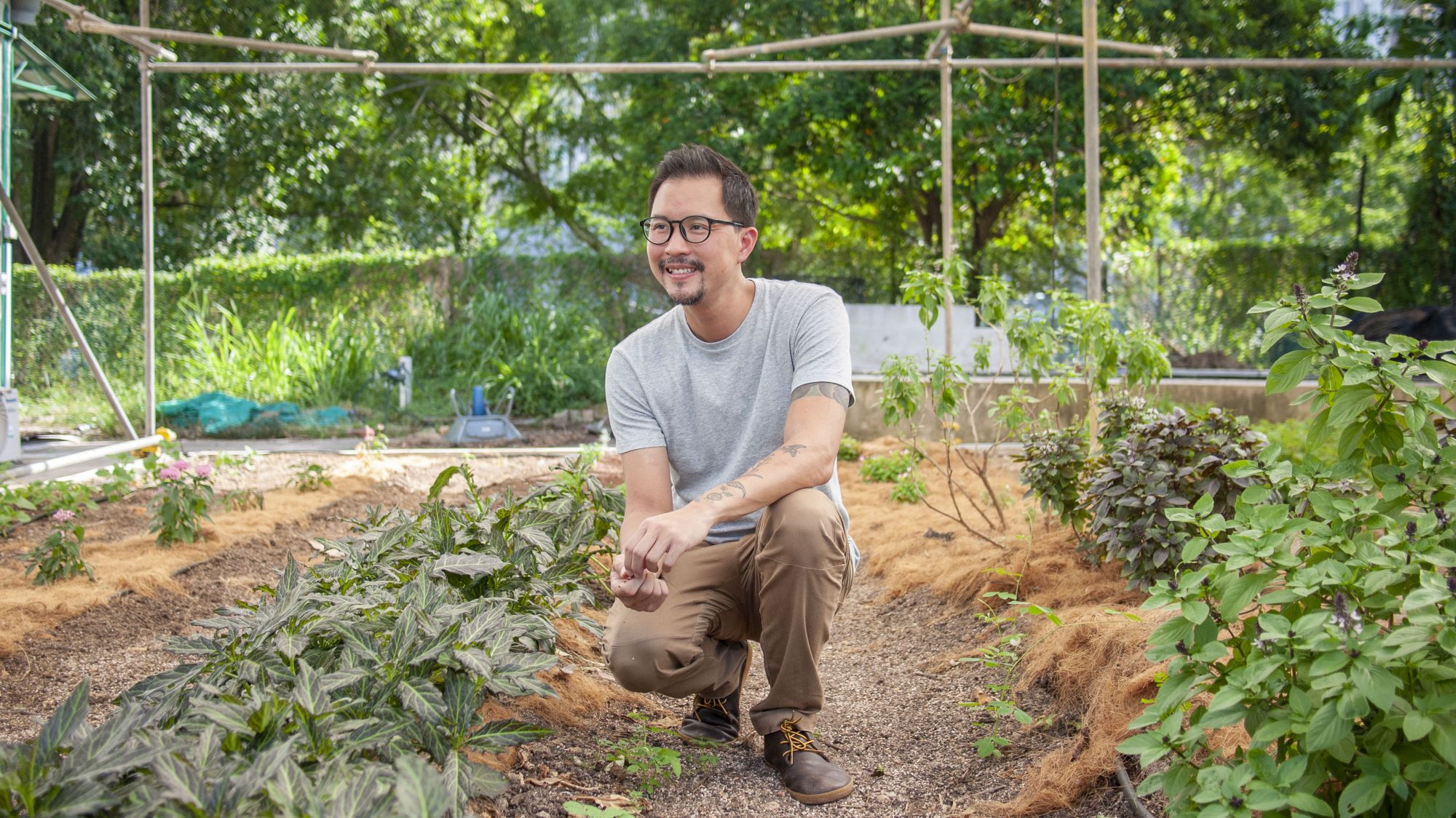 What Matters To Me: Bjorn Low, Co-Founder And Executive Director Of Edible Garden City