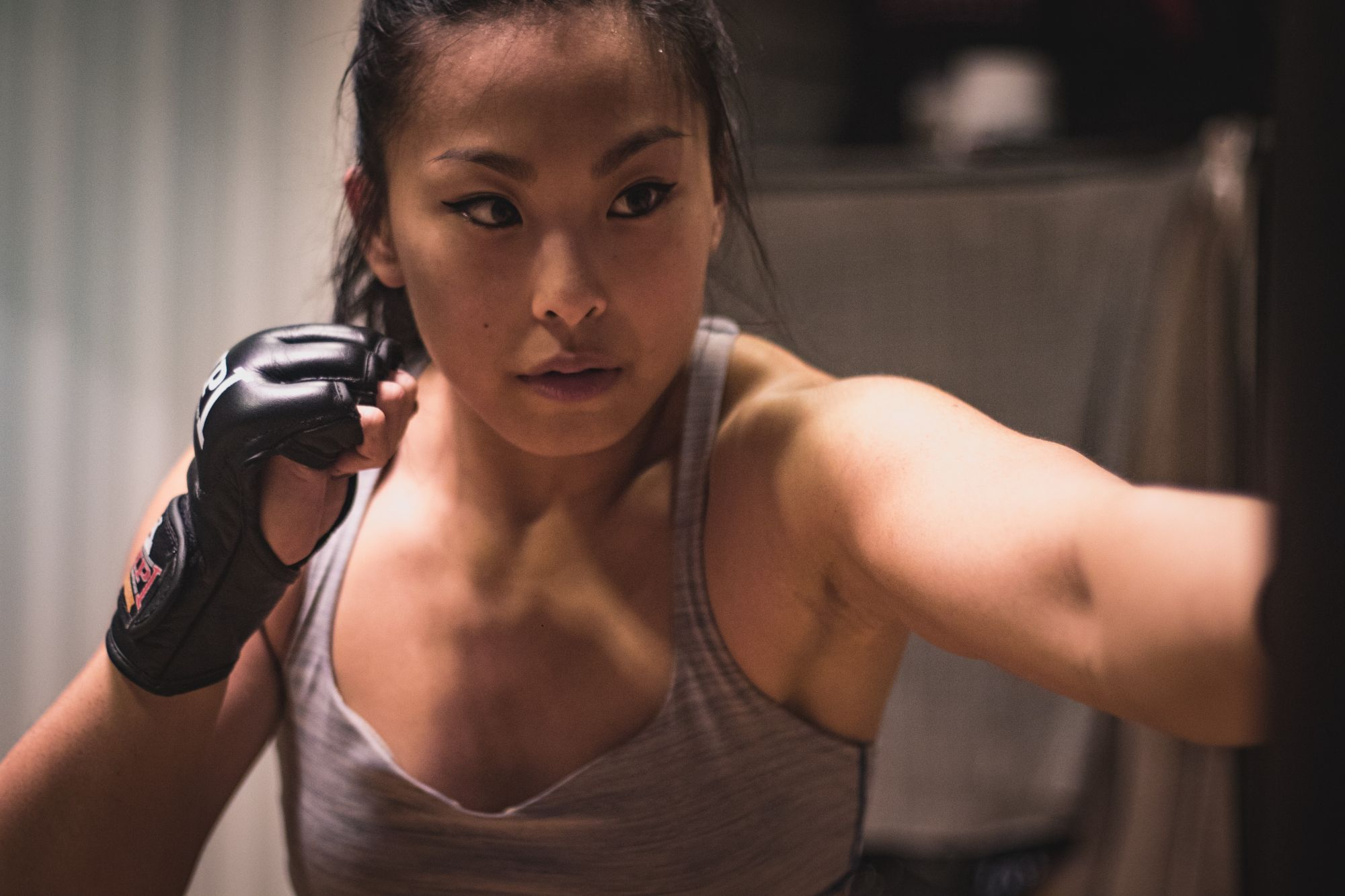 Trailblazing MMA Fighter Ramona Pascual On Overcoming Adversity And Inspiring Young Women In Martial Arts