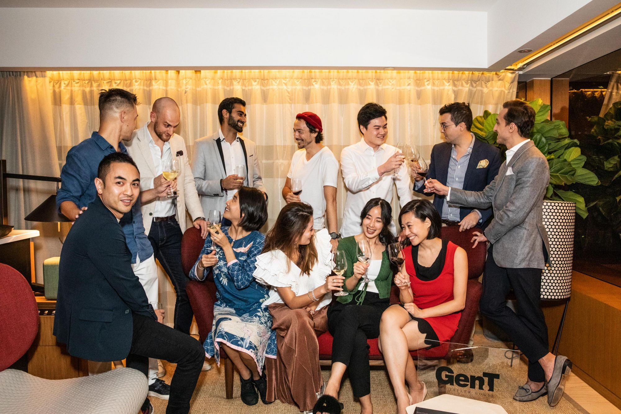 In Pictures: Spirit Appreciation Workshop At Tatler House Hong Kong