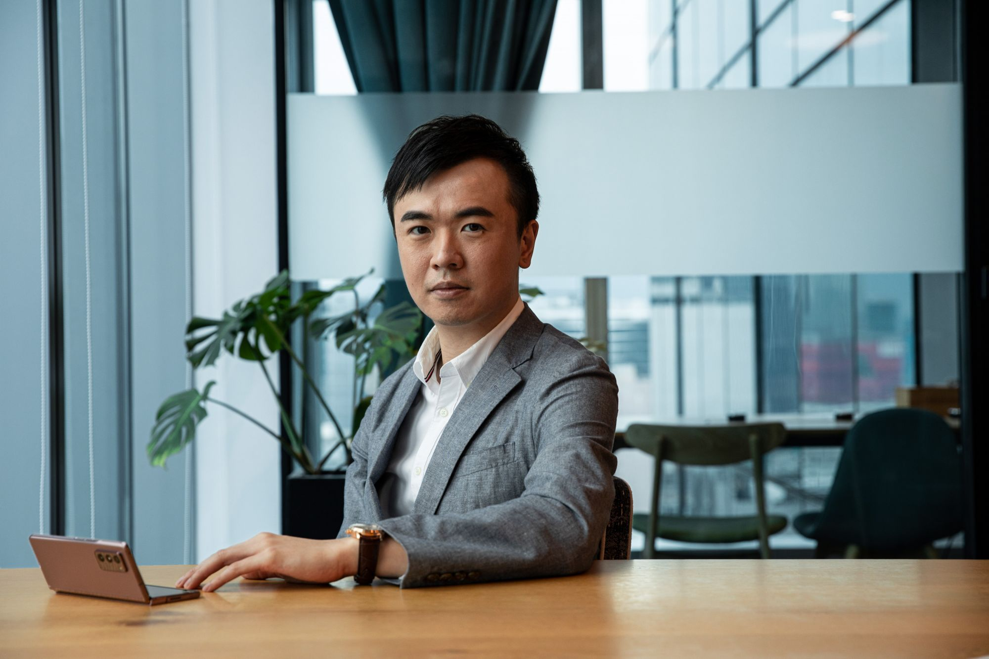 Samsung Innovators: How Fred Ngan Is Reshaping The Insurance Industry