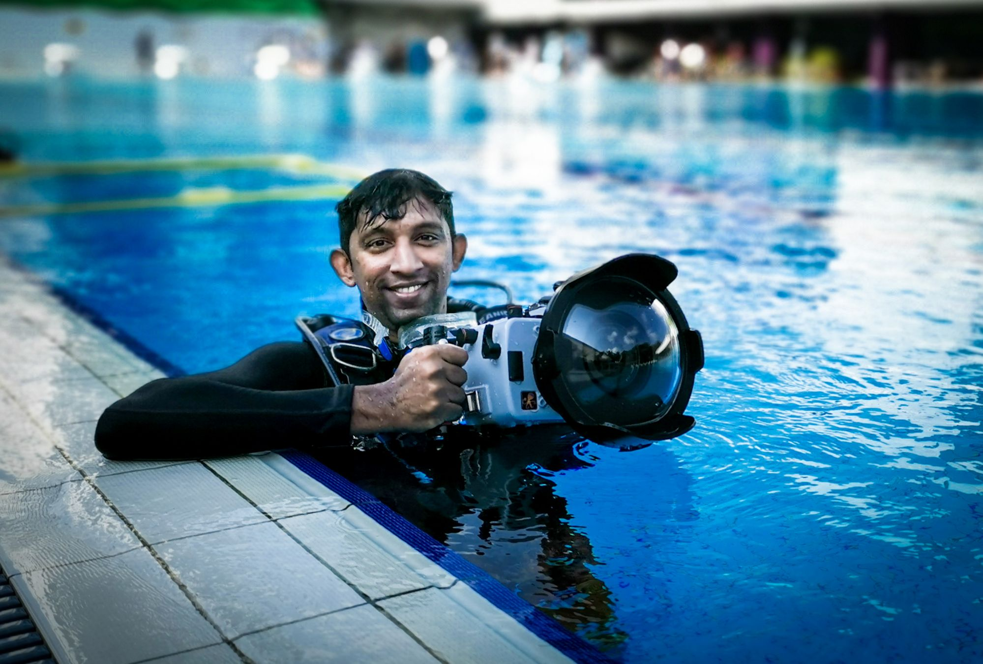 This CEO Makes It Possible To Get Wi-Fi Underwater
