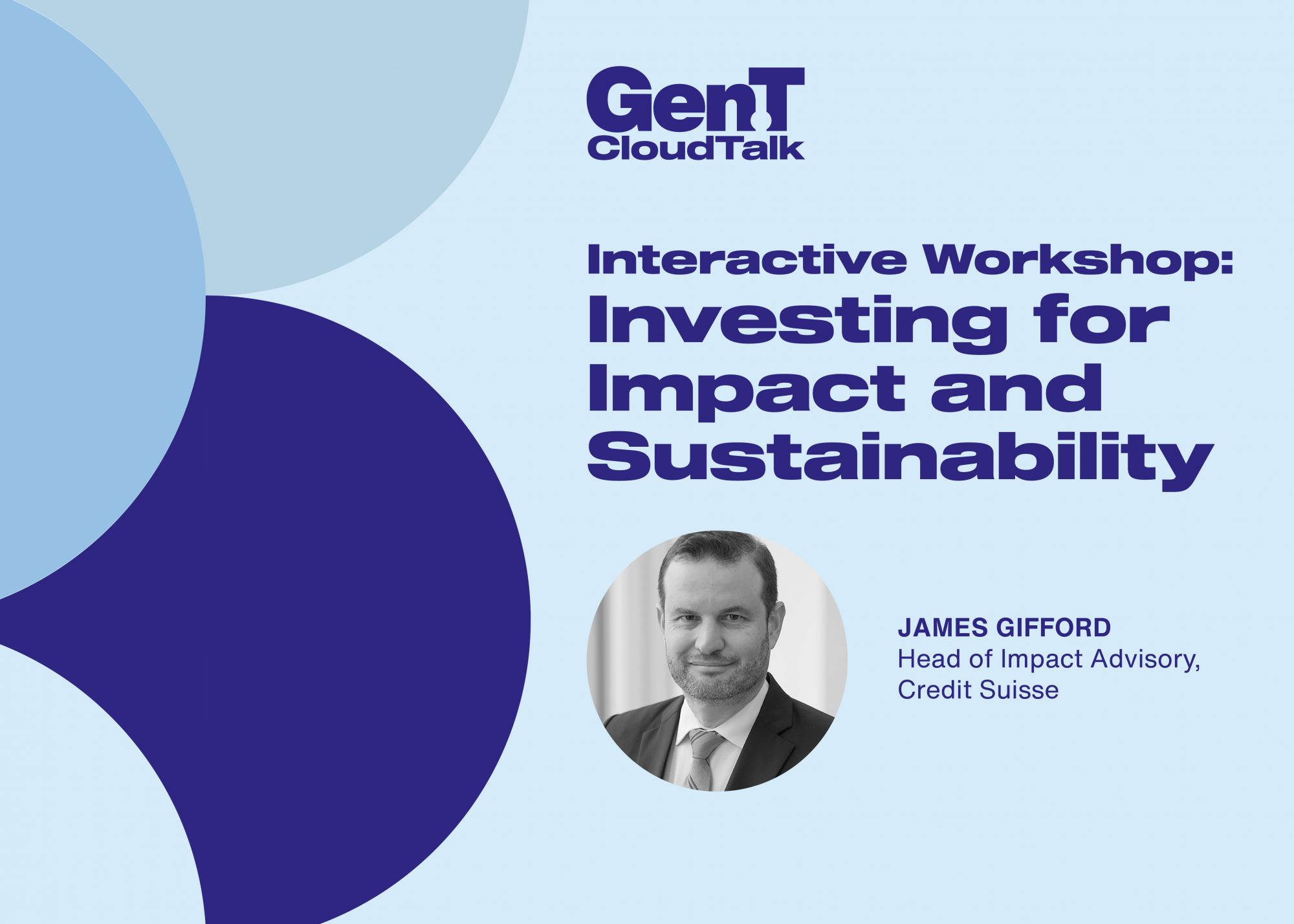 Cloud Talk: Investing For Impact And Sustainability
