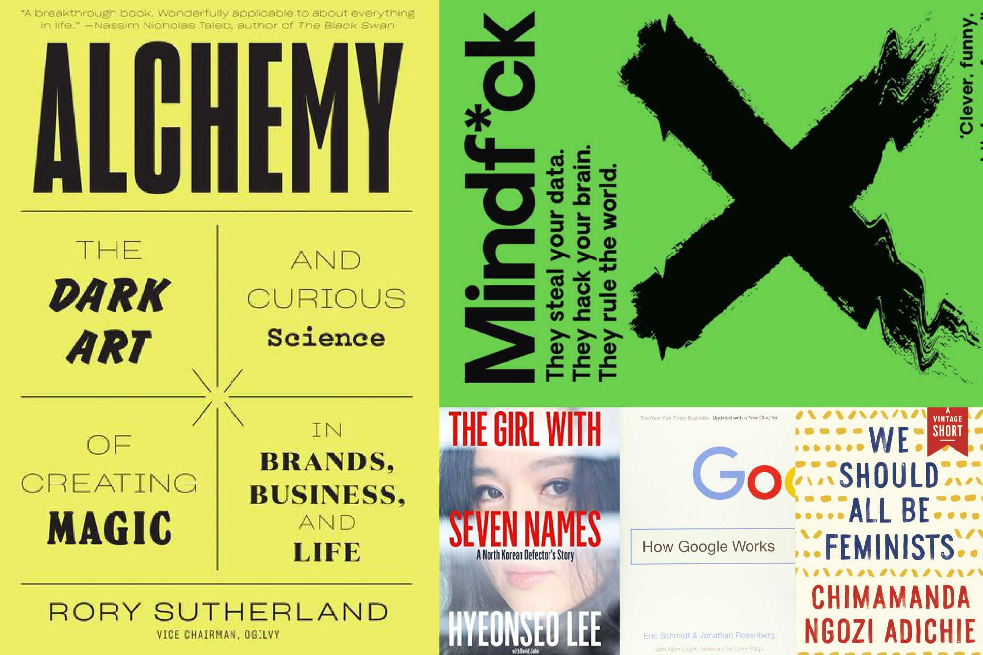 5 Alternative Business Books To Read in 2021