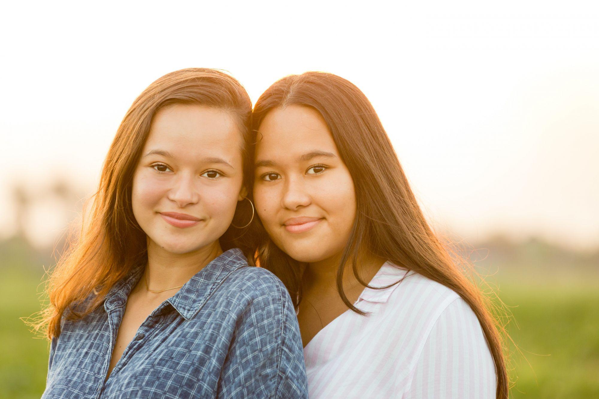Melati and Isabel Wijsen
