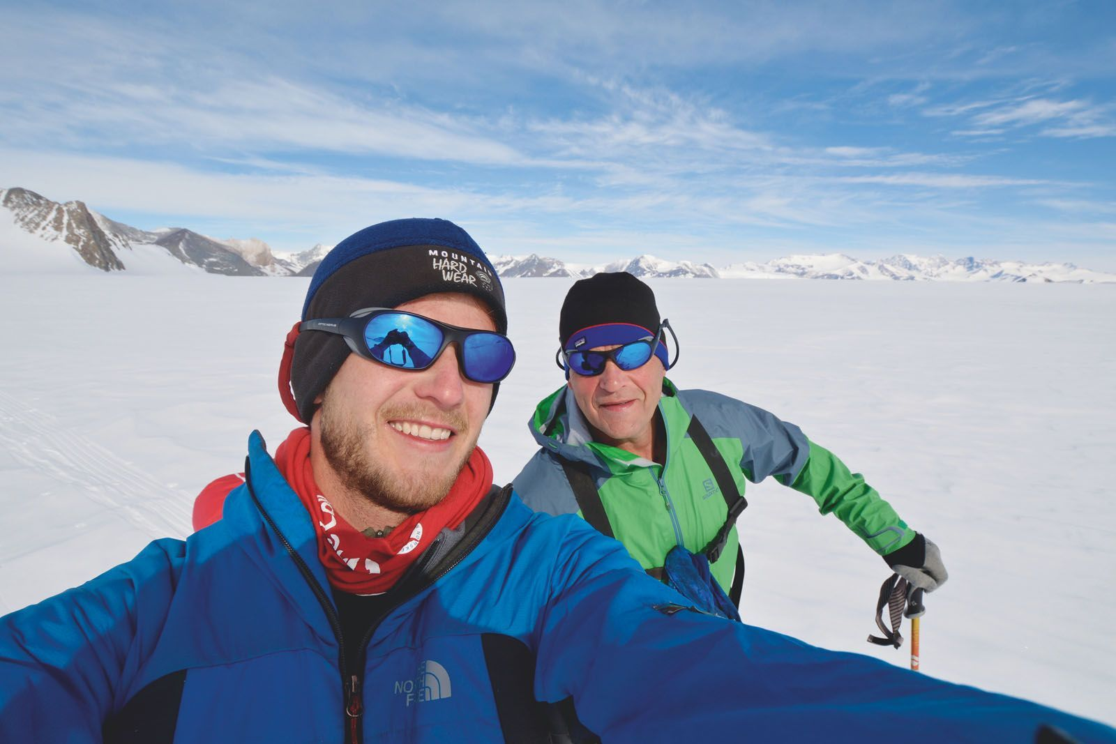 Robert Swan And His Son Barney On Embracing Adventure, Fighting Climate Change And Braving Polar Expeditions