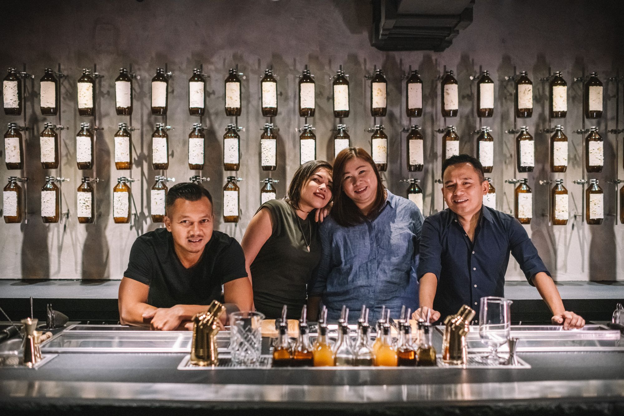These Co-Founders Created Hong Kong's First Sustainable Bar, Penicillin