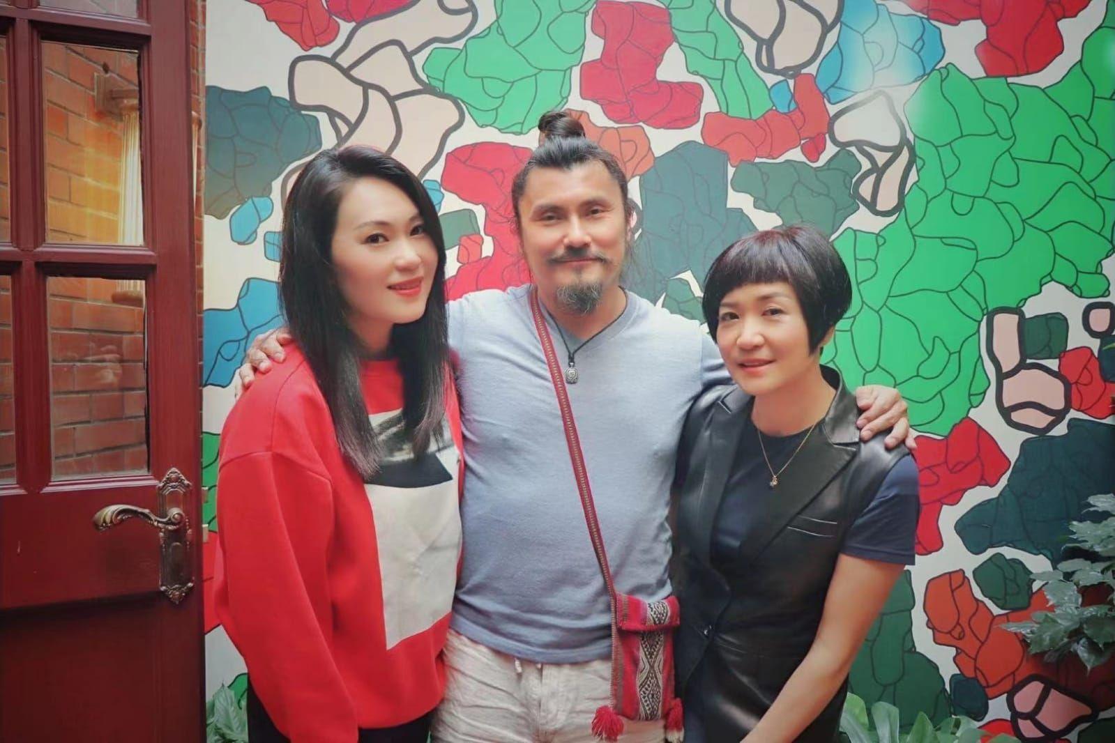Jill Tang, Inen Vai and guest