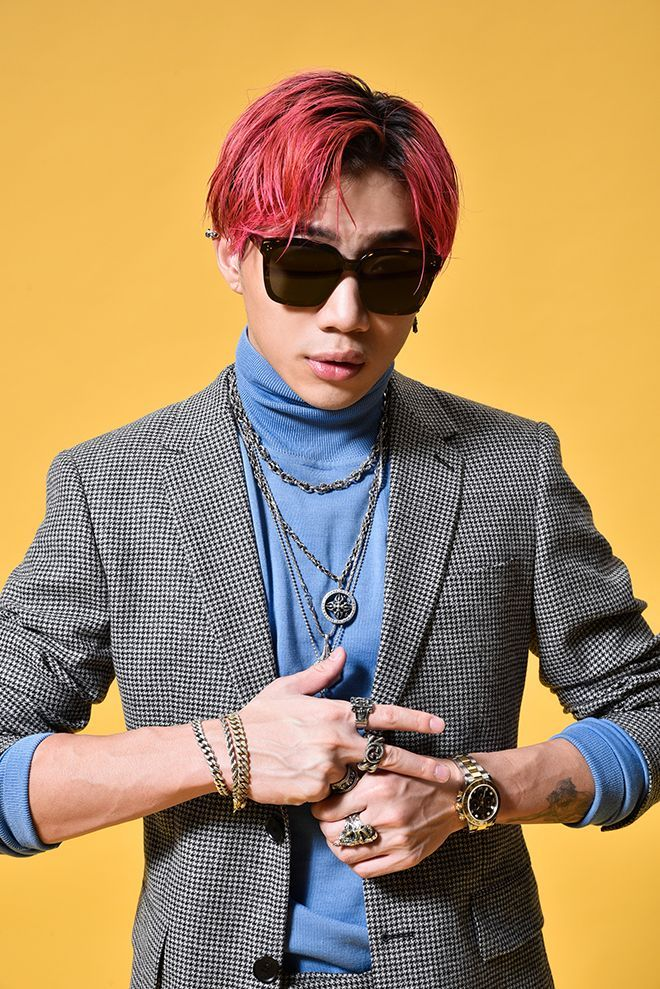 Everything You Need To Know About Taiwanese Hip-Hop Artist ØZI