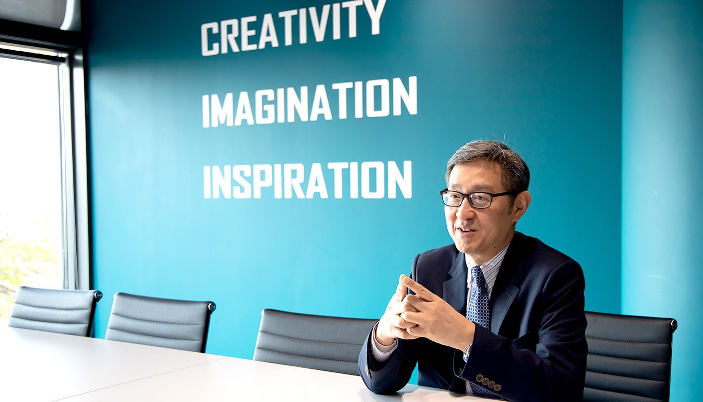 The CEO Of Hong Kong Tech Hub Cyberport On The Future Of Entrepreneurship In The City