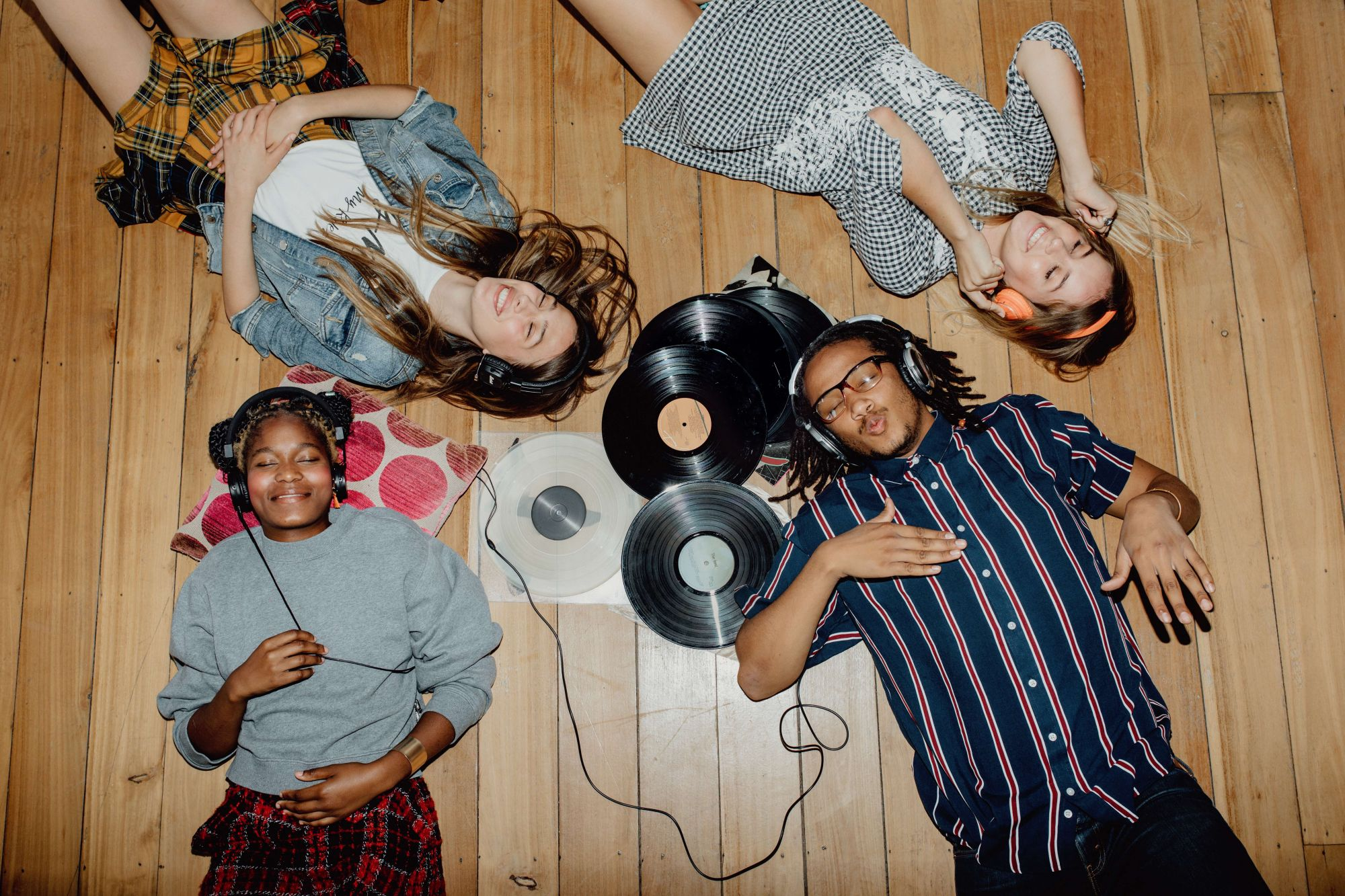 The Spotify Playlist To Get Your Week Started Right, According To Our Gen.T Team
