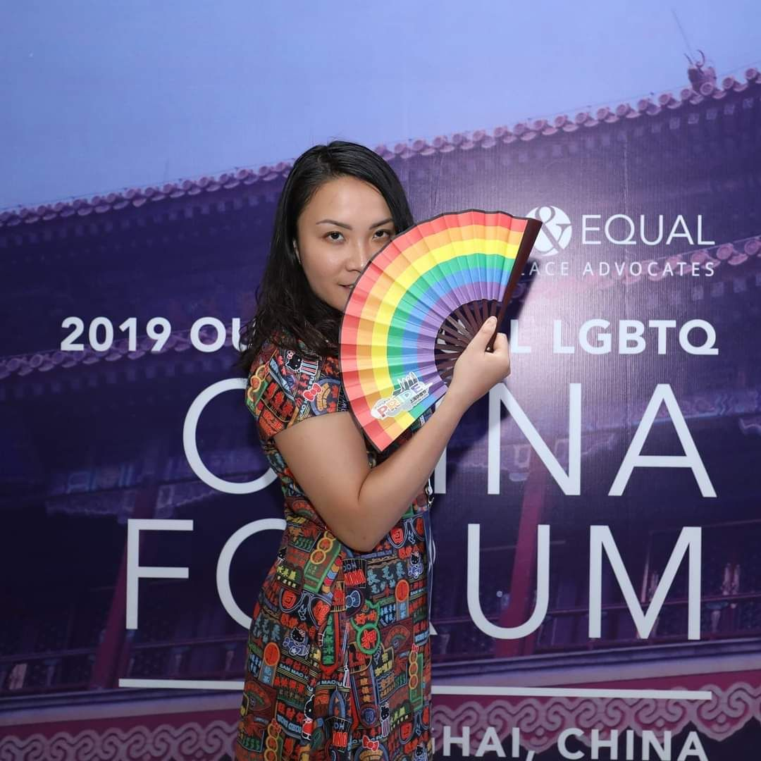 Meet The Woman Making Workplaces A Safe Space For LGBTQ People In Mainland China