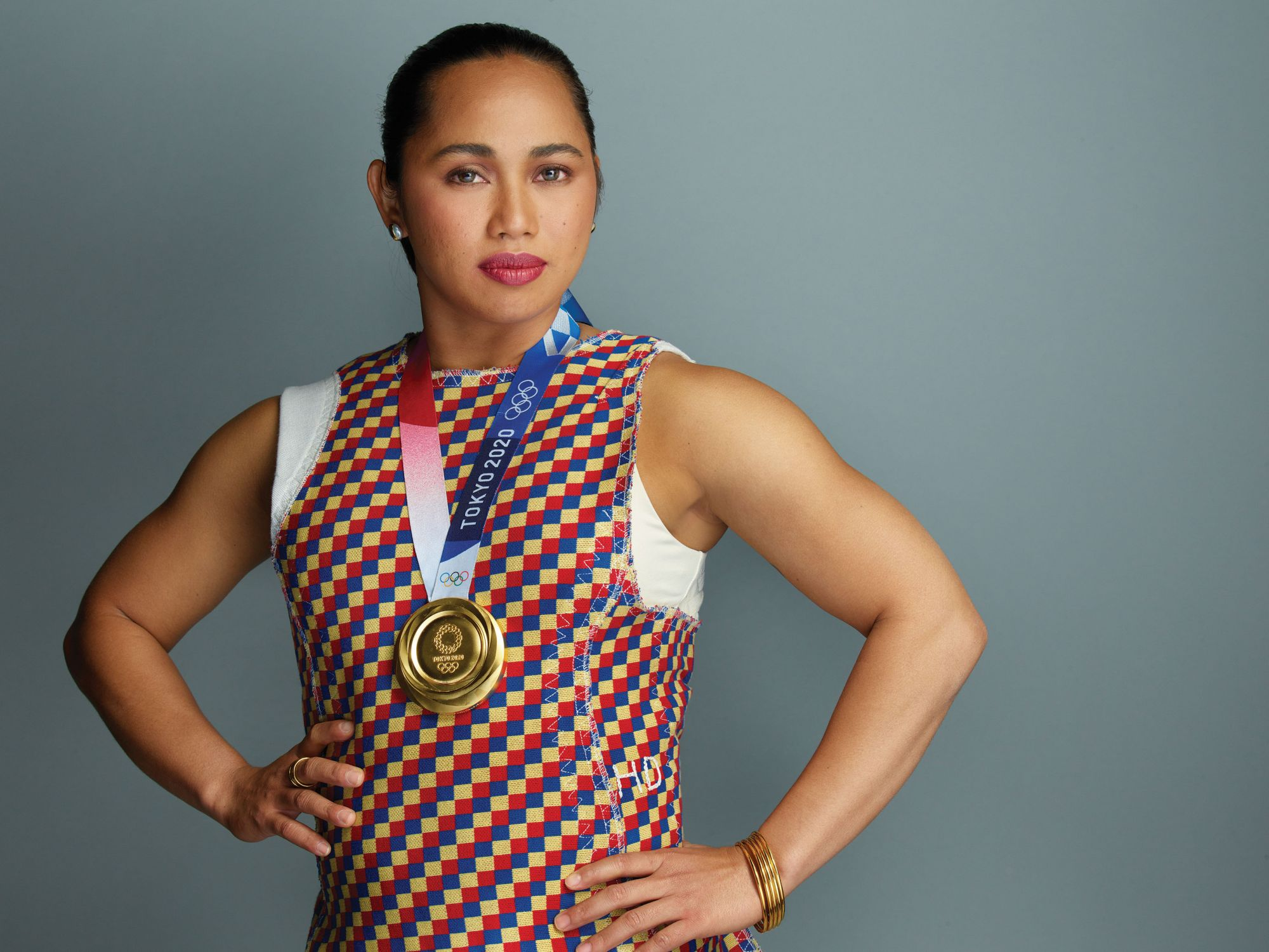 Olympian Hidilyn Diaz On The Tough Road She Faced To Claim the Philippines' First Olympic Gold