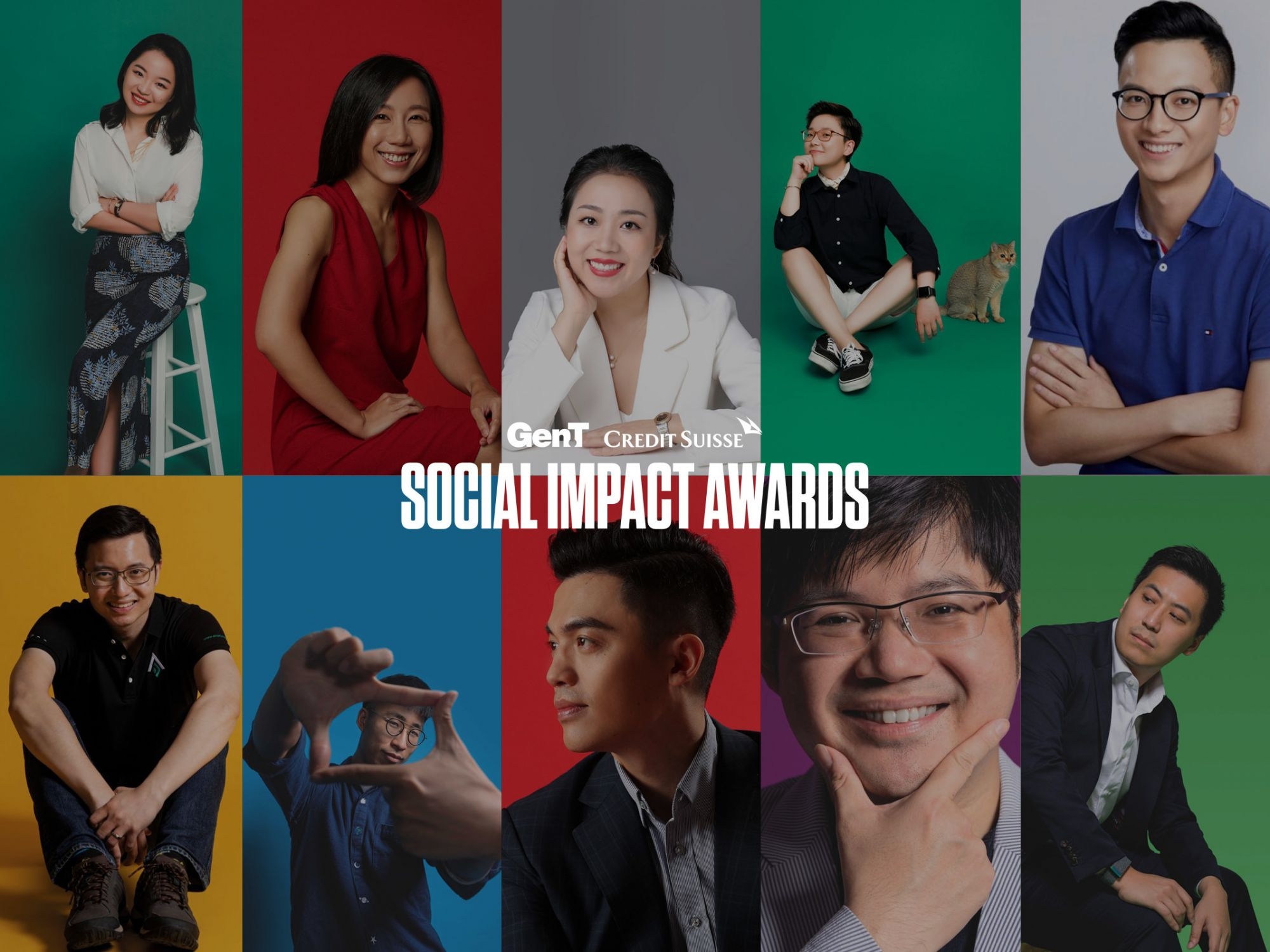 Here Are All 10 Winners Of This Year's Social Impact Awards